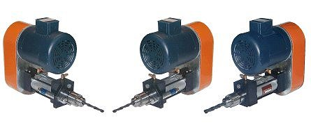 Automatic Drill Units, Pneumatic Drills, Multiple Spindle Drills